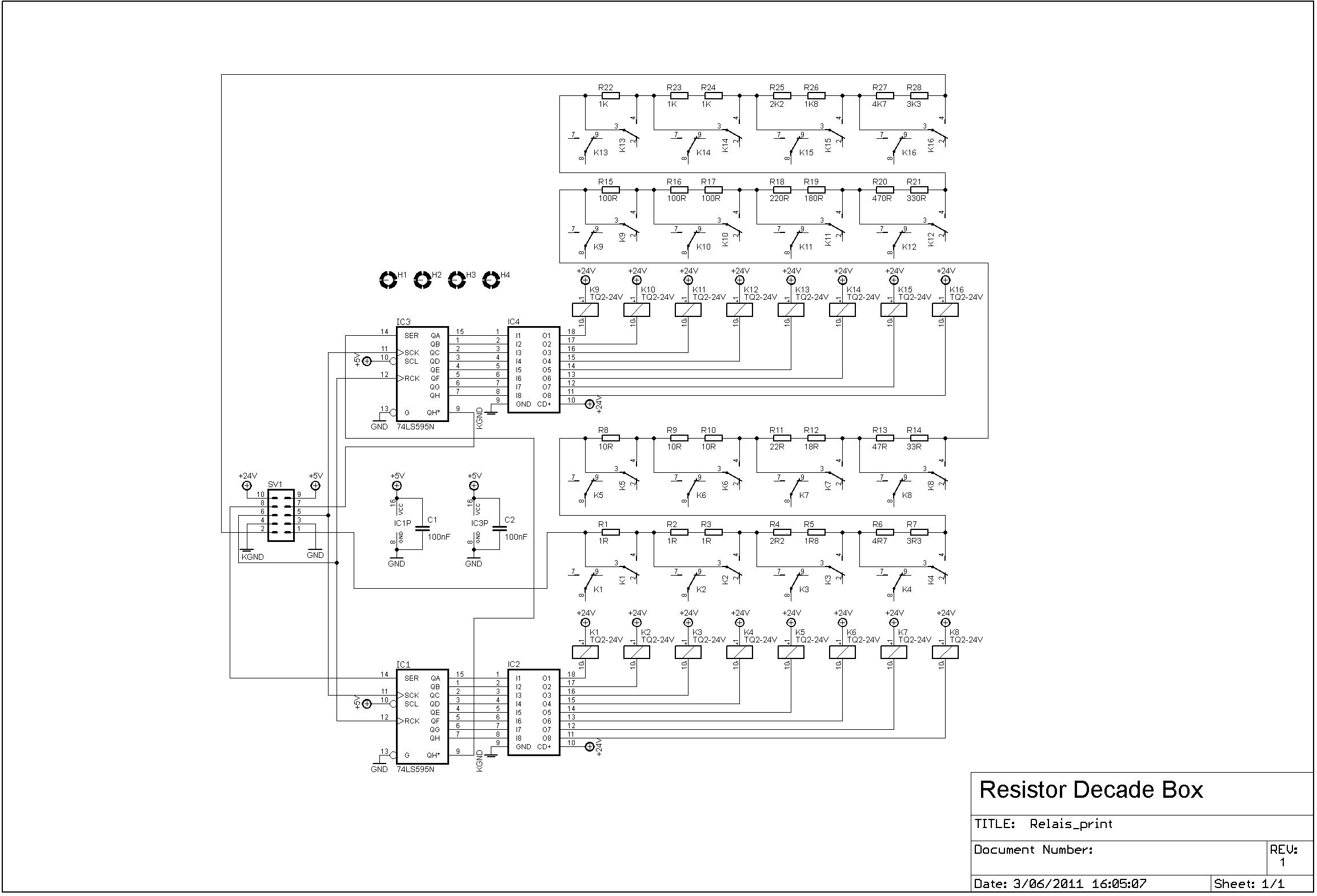 Resistor Decade Box  U2013 Elektronicastynus
